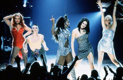 Las Spice Girls, en 1997.