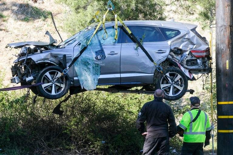 Tiger Woods: Revelan detalles del impresionante accidente del golfista, sufrió lesiones en ambas piernas