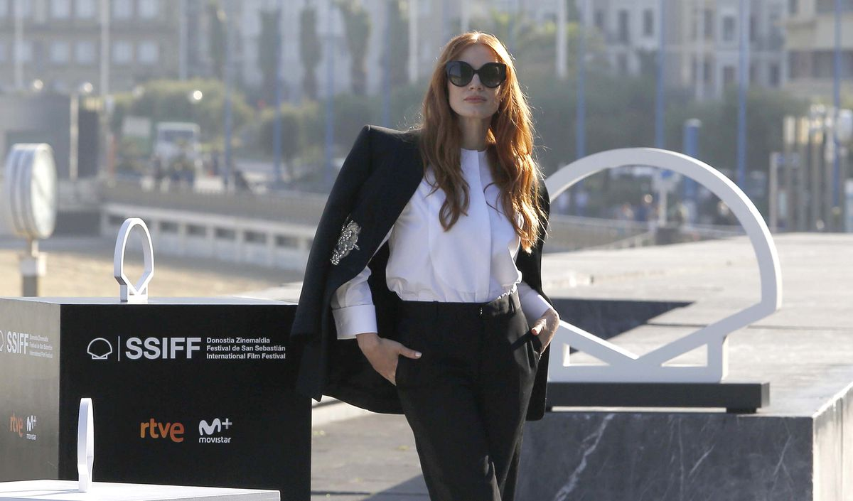 Jessica Chastain se convierte en la telepredicadora más polémica de Estados Unidos