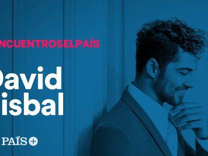 En vídeo, retransmisión en directo de los Encuentros de EL PAÍS con David Bisbal.