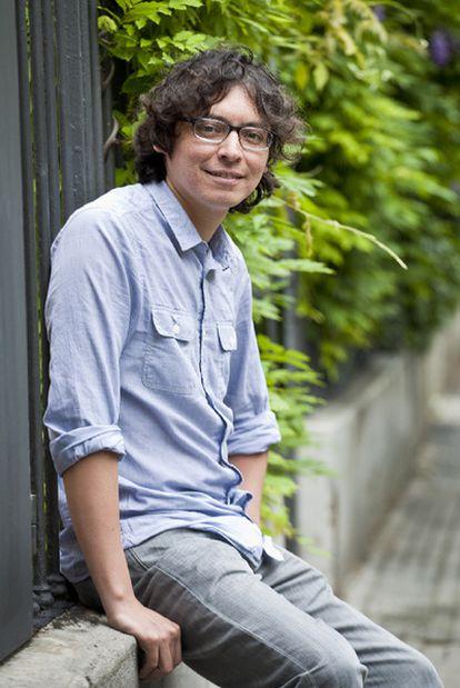 Carlos Yushimito, fotografiado en Barcelona.