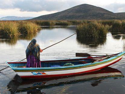 Antaño la pesca era la principal fuente de riqueza de la isla.