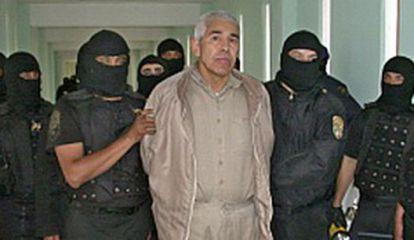Caro Quintero en 2005.