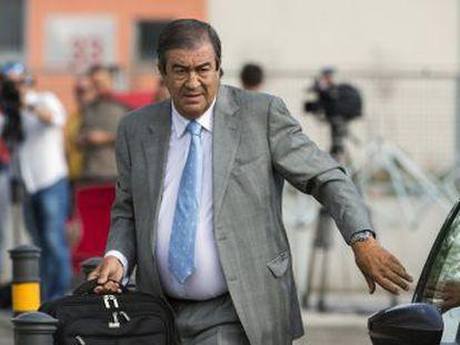 Deriva al extesorero Lapuerta todas las decisiones económicas durante su etapa como número dos del partido