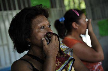 Angustia entre familiares de reos tras una reyerta en una cárcel venezolana el domingo