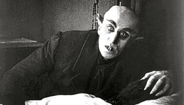 Fotograma de 'Nosferatu', de Murnau