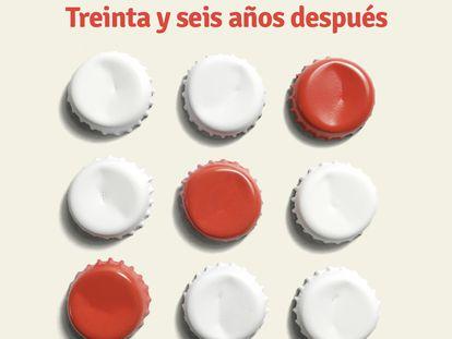 La portada del libro 'Treinta y seis años después' del peruano Toño Angulo Daneri