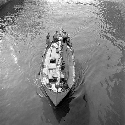 Una de las imágenes inéditas de  Català-Roca (Valls, 1922-Barcelona, 1998) rescatadas de su archivo.
