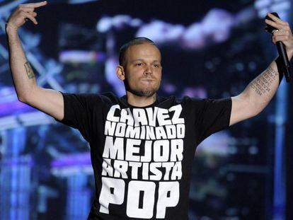 Residente lidera las nominaciones de los Grammys 2017
