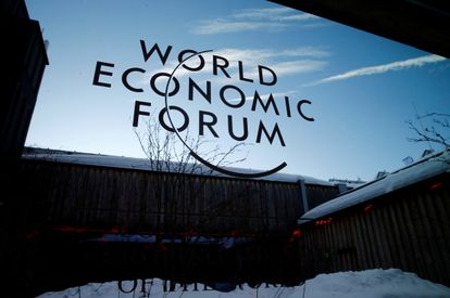 Imagen de la última reunión anual del Foro Económico Mundial, celebrada en enero de 2020.