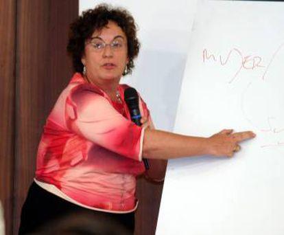 María Luisa Balaguer.