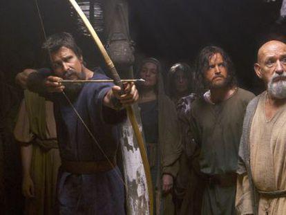 Una de las imágenes de 'Exodus: Dioses y reyes'.