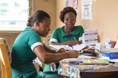 Ghana es uno de los países donde se registran casos de las llamadas Enfermedades Tropicales Desatendidas (ETD), como la lepra o el pian.