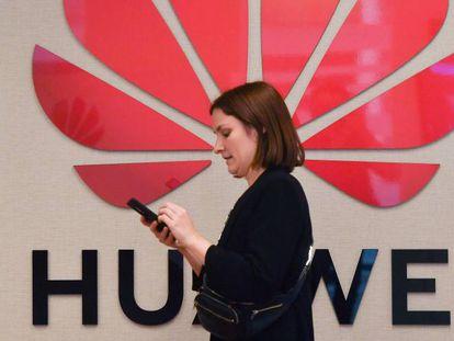 Centro de ciberseguridad de Huawei en Bruselas, Bélgica.