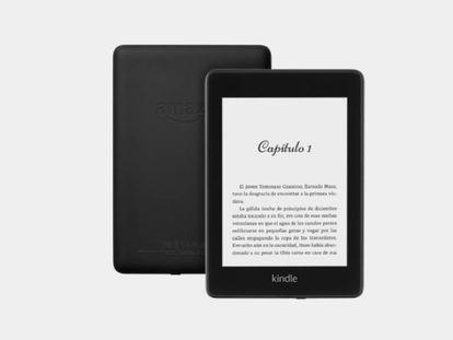 La nueva versión del Kindle Paperwhite es resistente al agua y sumergible hasta una profundidad de dos metros durante 60 minutos.