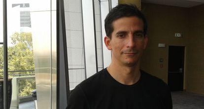 Roberto Carcelén, atleta olímpico peruano