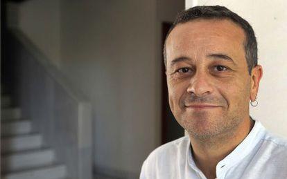 José Antonio Castro, portavoz de IU en el Parlamento.