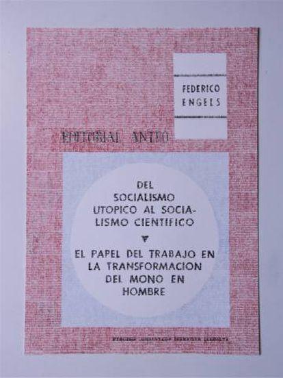 'Engels', de Gonzalo Elvira.