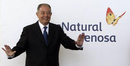 El presidente del Grupo Gas Natural, Salvador Gabarró.