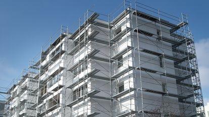 El 84,5% de los edificios del país tiene etiquetas E, F o G, las más bajas en la calificación que valora la eficiencia en función de su gasto energético.