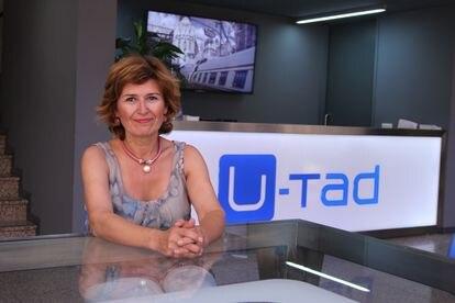 Mercedes Rey, directora de relaciones institucionales en U-Tad, fue directiva en empresas punteras.