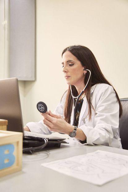 La doctora Belén de Nicolás, de Ever Health.