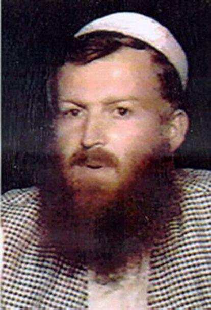 Mustafá Setmarian, en una foto de 2004 cedida entonces por el gobierno de EE UU.