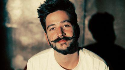 El cantante Camilo, en una imagen promocional.
