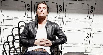 El recién oscarizado por 'Dallas Buyers Club' Matthew McConaughey.
