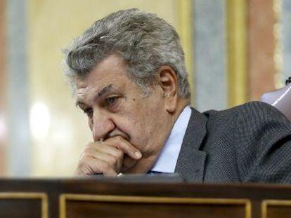 Jesús Posada, en el Congreso.