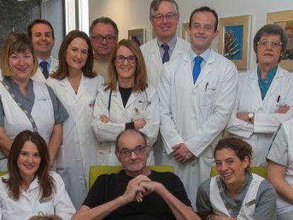 Realizada la primera operación en España de un corazón artificial completo a un paciente de 47 años que esperaba un trasplante