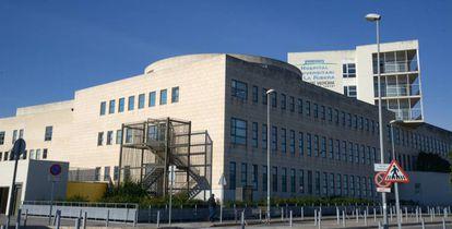 El hospital de La Ribera, en Alzira (Valencia)