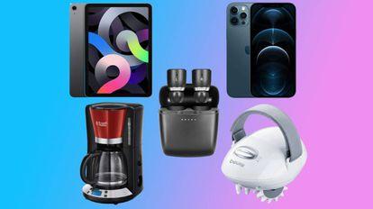 Auriculares, móviles, informática y más productos entre los mejores del año en Escaparate.