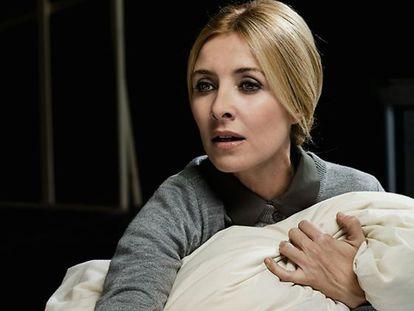 La actriz, en la adaptación de 'El malentendido'