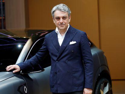 El director general de Renault, esta semana en Meudon (Francia).