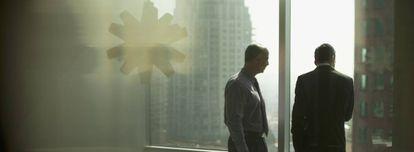 Dos directivos con ideas complementarias ayudan a la buena marcha del negocio