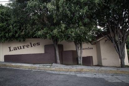 El residencial Los Laureles, en el número 61 en la calle 5 de febrero (Estado de México).