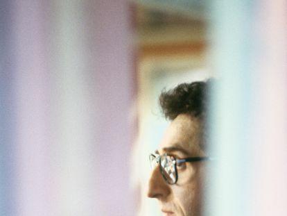Franco Battiato en Italia en 1988.