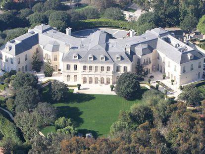 La mansión de Petra Ecclestone, en Los Ángeles.