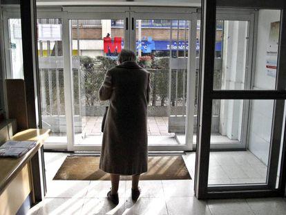 Imagen de archivo de un centro de salud.