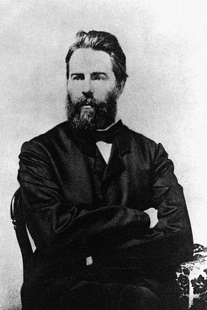 Herman Melville no obtuvo grandes reconocimientos con 'Moby Dick' hasta muchos años después de publicar la novela.