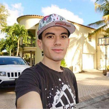 El ciudarrealeño Ángel Muñoz es, a sus 25 años, el actor porno más buscado en la plataforma Pornhub.