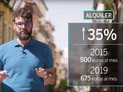 Te contamos en este vídeo por qué el precio de la vivienda se ha convertido en la cuarta preocupación de los madrileños, qué se ha hecho en estos cuatro años al respecto y qué propone cada partido