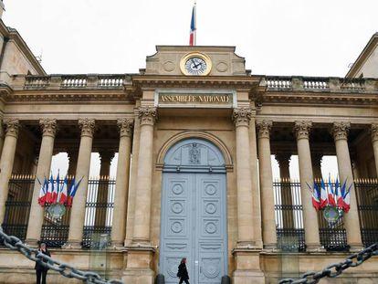 La Asamblea Nacional francesa