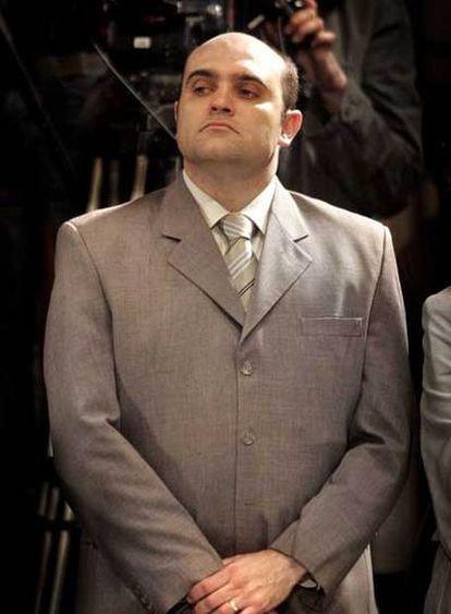 Xavier Vendrell, vicesecretario de ERC.