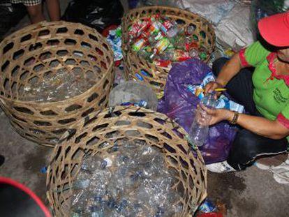 Casi el 80% de estos materiales han acabado en los basureros o el medio ambiente