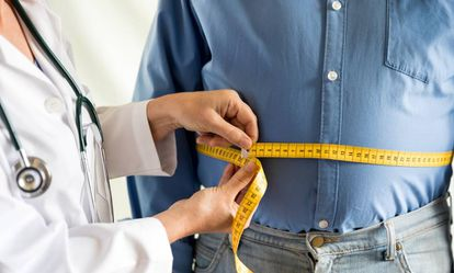 If someone is obese they may have metabolic syndrome.