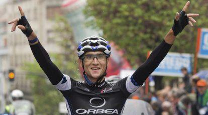 Víctor Cabedo, en una imagen de mayo de 2011