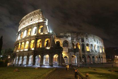 El Coliseo.
