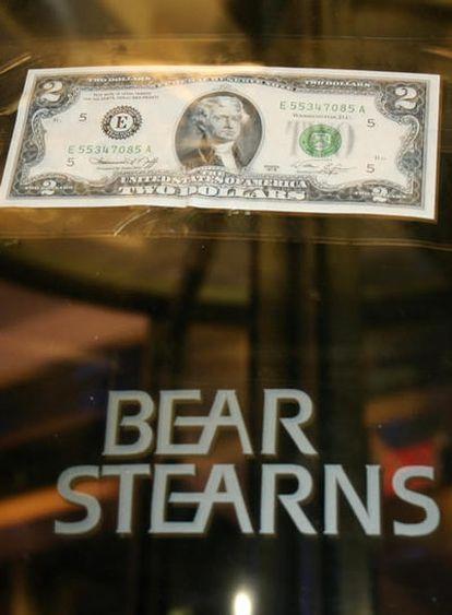 Bear Stearns ha sido la primera entidad en admitir que varios de sus fondos especulativos se encontraban al borde de la liquidación